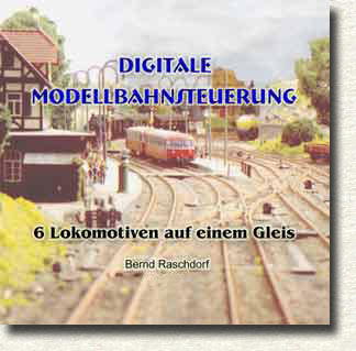 CD-Cover Digitale Modellbahnsteuerung